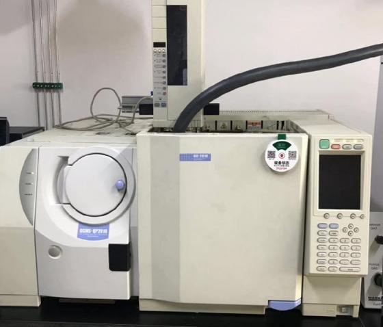 岛津气相质谱联用仪
