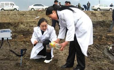 教你读懂土壤检测表