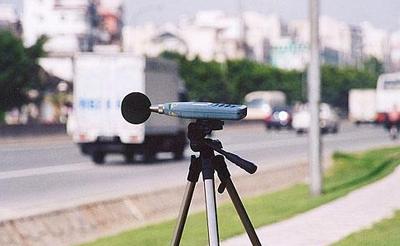 噪声的常用监测指标