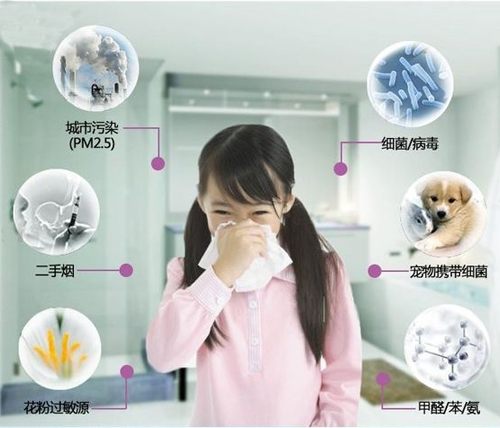 PM2.5从哪儿来?里面究竟藏着哪些污染物?